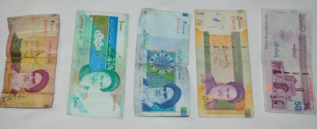 money in iran 2